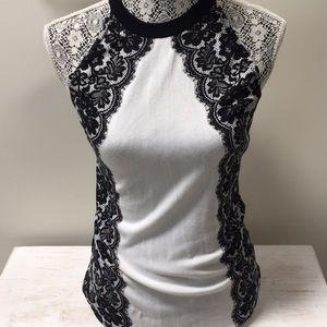 White House Black Market sleeveless top Size: S
